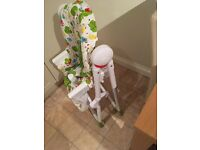 Mothercare owl high chair