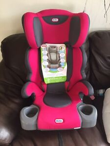 New booster seats
