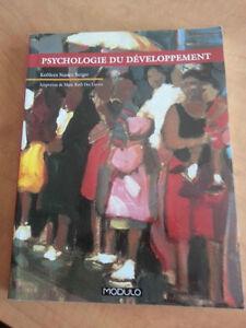 Livres de psychologie du développement à vendre