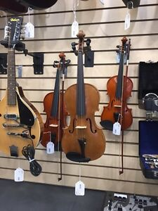 Great selection Violins