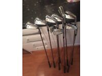 Taylormade RSI forged irons 2-PW excellent condition