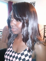 Prof. Hair Serv. Full Weave 50$ Avail. All The Time 438-998-4360