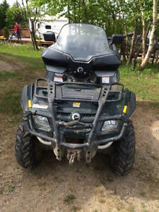 Used 2008 Can-Am 2008 OutLander Max XT, 2up, 400 EFT
