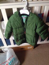 next winter coat 6-9 mths