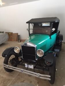 1926 Model T Ford Pick up