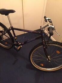 Specialized hard rock mountain bike, nice working condition