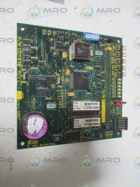 BURFORD CO14010 PC  BOARD * NEW NO BOX *
