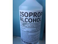 Cleaning alcohol (isopropyl alcohol 100%)500ml