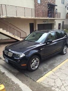 BMW X3 , 3.0 si , perfect condition