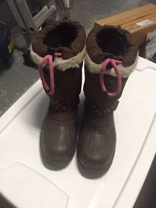 Acton boots size 3 West Island Greater Montréal image 1