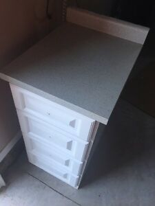 Cabinet - 4 drawers