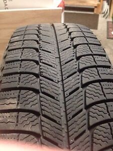 Michelin X-Ice 3 winter tires with rims Kitchener / Waterloo Kitchener Area image 1