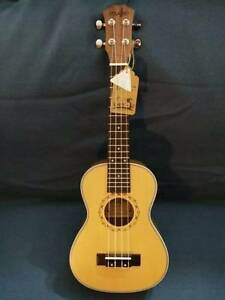 Concert Ukulele Spruce Top Brand New Free Delivery Brisbane City Brisbane North West Preview
