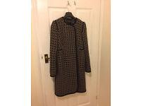 Hobbs coat size 10