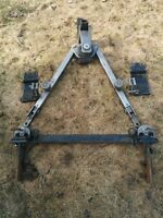 HINTE Hitch/Towing System