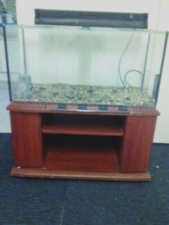 Great Fish Tank Package.