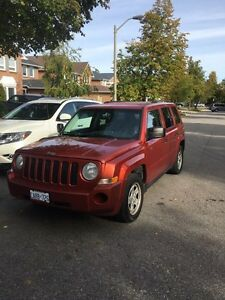 2008 Jeep Patriot with safety and e test FIRM