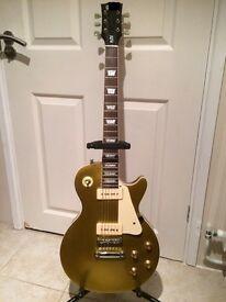 Les Paul Goldtop Guitar