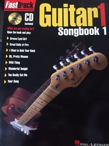FastTrack Guitar Lesson and Song Books Stratford Kitchener Area image 3