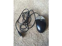 USB Hewlett Packard Optical Mouse