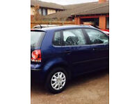 VW POLO 1.4 EXCELLENT CONDITION VERY CHEAP !!