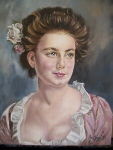 Oil Painting by Portrait Artist for sale London Ontario image 1