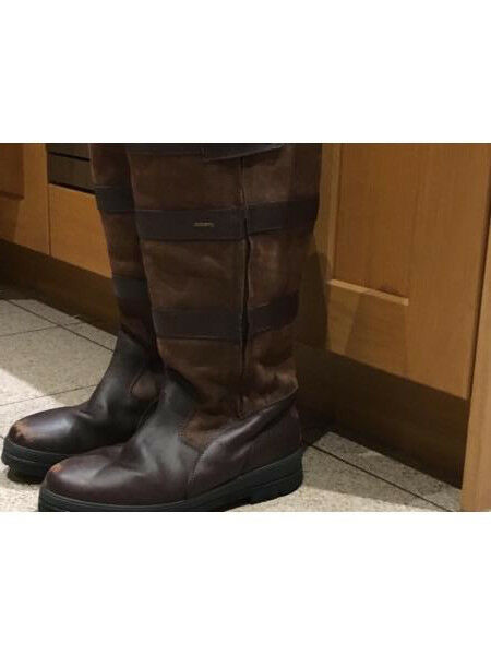 d5f67e0557a Mens Dubarry Wexford Leather boots | in Worsley, Manchester | Gumtree