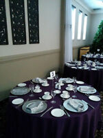 Silver Charger Plate Rentals