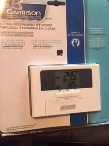 Low voltage controlled (24v) Programable Thermostat  St. John's Newfoundland image 1