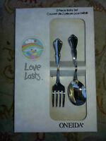 Baby spoon sets - NEW in box