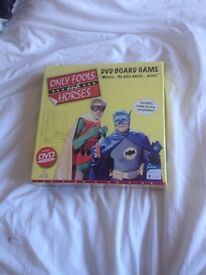 ONLY FOOLS AND HORSES DVD BOARD GAME BY TOY BROKERS. COMPLETE AND VGC.