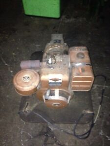7hp Briggs and Stratton easy generator