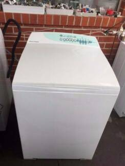 good working 7.5 kg fisher &paykel top washing machine , can deli