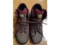 Ladies LoMer Hiking / Walking boots UK size 6.5