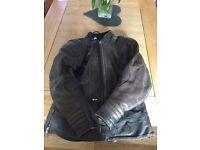 Lady's motorbike jacket richa