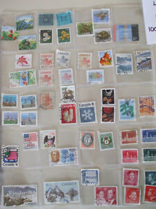 "Used Postage Stamps Lot "" G "" Cambridge Kitchener Area image 2"