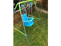 Baby & Toddler Garden Swing - Never Used - Perfect Condition