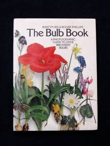 The Bulb Book - Martyn Rix & Roger Phillips [Hardback] Loganholme Logan Area Preview