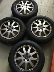 2006 Ford Focus Wheels/Mags for sale Neerabup Wanneroo Area Preview