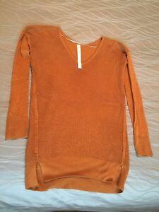Lululemon The Sweater Life Size 2 Strathcona County Edmonton Area image 2