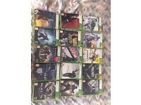 X box 360 games!!