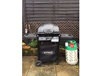 Outback Gas BBQ & cover (Price lowered)