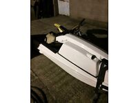 Kawasaki 550 stand up jet ski parts. Or repair no spark haven't looked but great condition for age