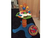Vtech stand and play musical toy