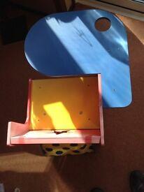 Kid's activity desk