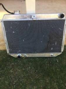 Alloy Radiator to suit Holden V8 into LH / LX Torana Secret Harbour Rockingham Area Preview