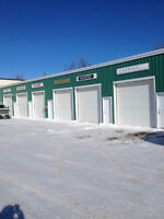 ARNPRIOR work bays for small business or hobbiest
