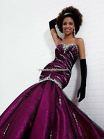 2012 Designer Tiffany Prom Dress
