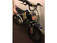 125cc dirtbike pitbike STOMP OFF-ROAD