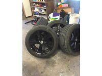 20 inch alloys bmw Vw t5 5x120